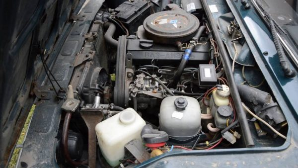 Дизельный силовой агрегат в составе ВАЗ 2106