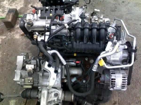 Двигатель «Фиат»