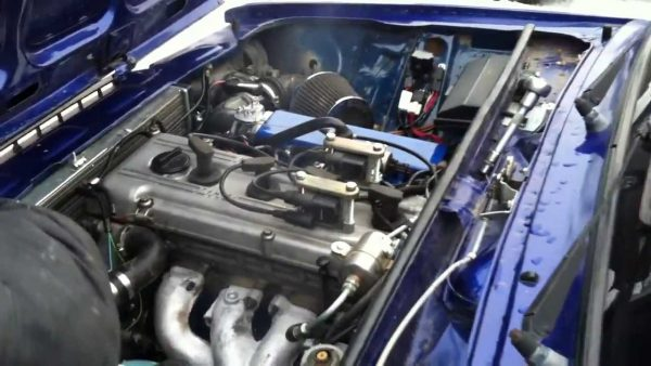 Штатный мотор ВАЗ 2107