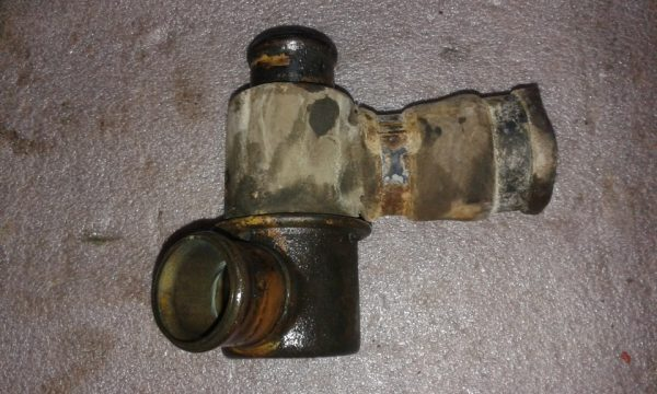 Старый термостат