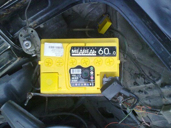 Аккумулятор ВАЗ 2106