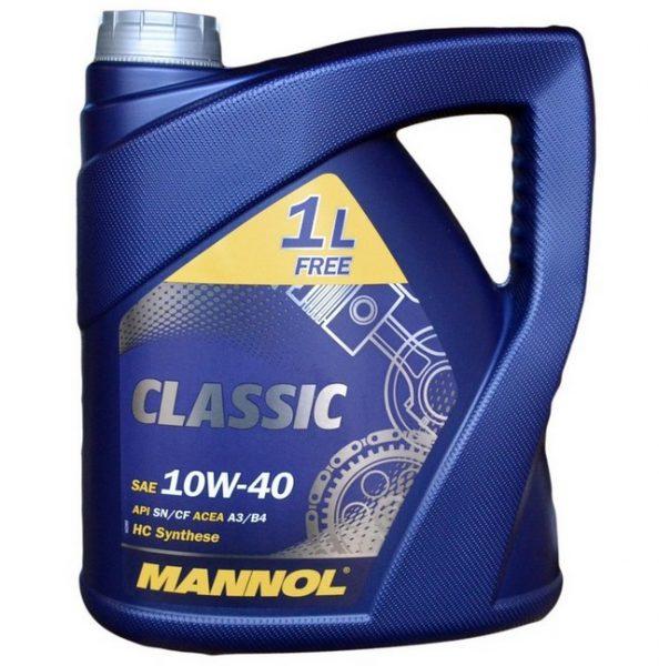 Масло Mannol Classic 10W40