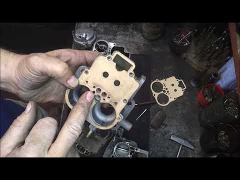 Уплотнительные элементы карбюратора ВАЗ 2106