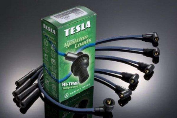 Высоковольтные провода Tesla