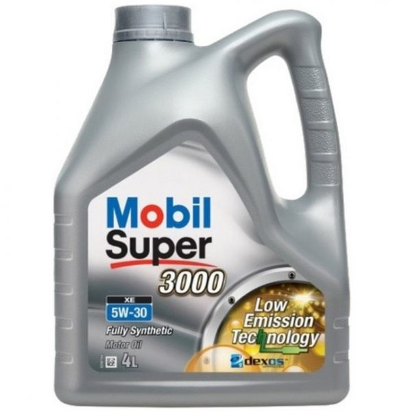 Масло MOBIL Super 3000