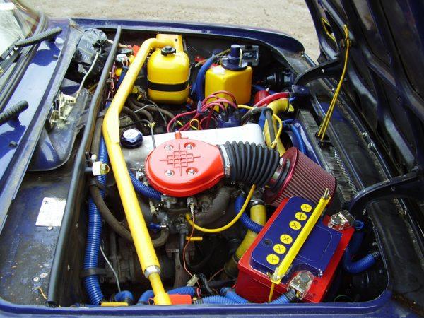 Тюнинг двигателя
