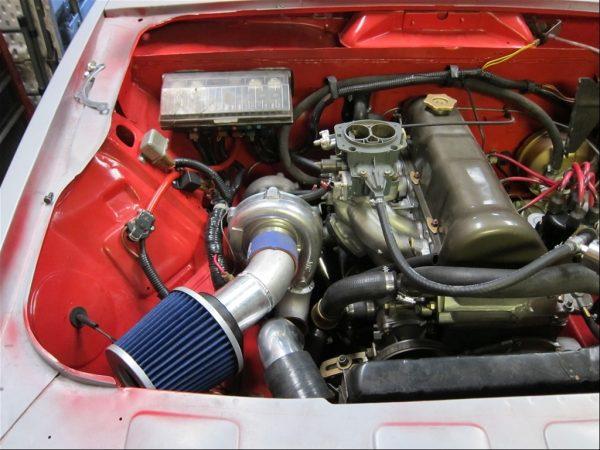 Турбирование двигателя