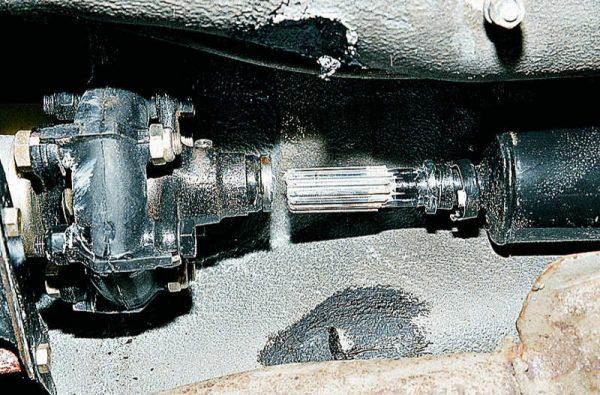 Эластичная муфта кардана
