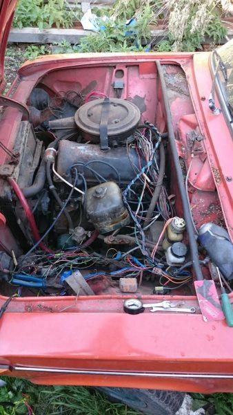 Электрическая проводка под капотом ВАЗ 2106