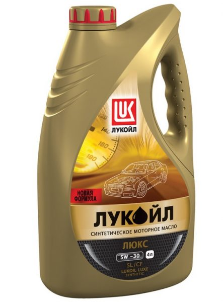 ЛУКОЙЛ Люкс 5W-30