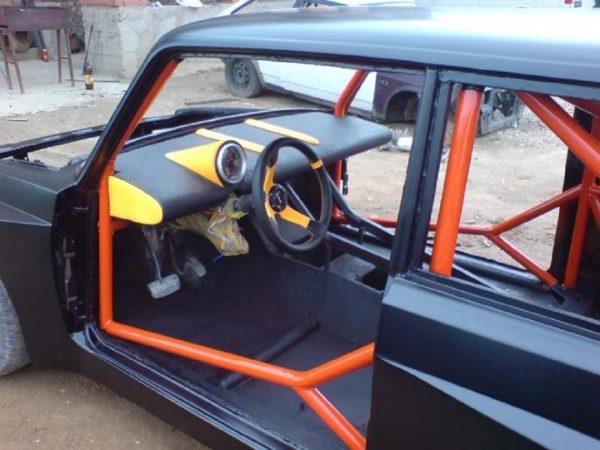 Каркас безопасности ВАЗ 2105