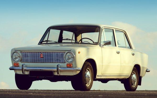 Оригинальный ВАЗ 2101