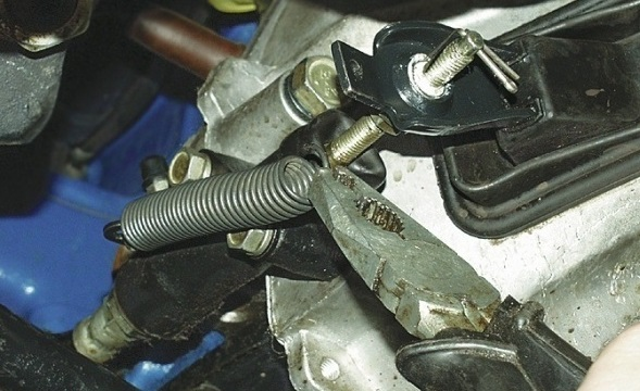 Рабочий цилиндр сцепления ВАЗ 2106