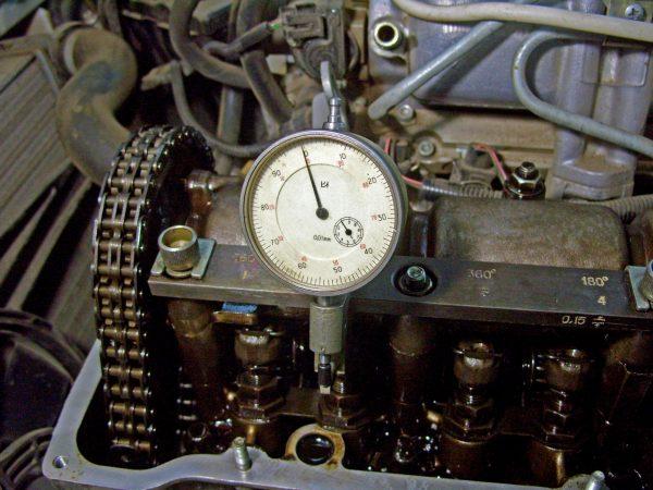 Регулировка клапанов на ВАЗ 2104 дизель