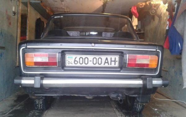 Штатные задние фары ВАЗ 2106