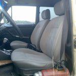 Сиденья от VW Passat B3