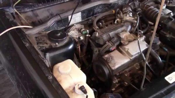 Троение двигателя