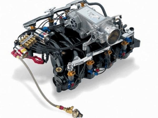 Двигатель ВАЗ 2107 с турбокомплектом