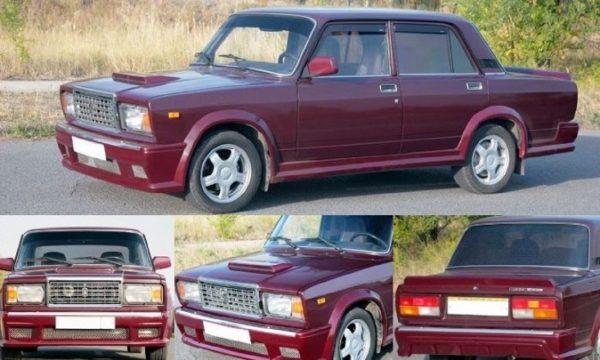 Тюнинг кузова ВАЗ 2105
