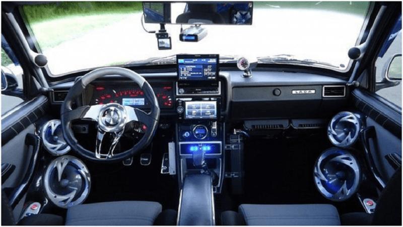 Салон ВАЗ 2101 перетяжка ремни безопасности какие сиденья поставить инструкции с фото и видео