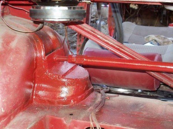 Усиление кузова ВАЗ 2106