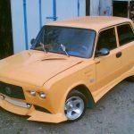 Тюнинг кузова ВАЗ 2103