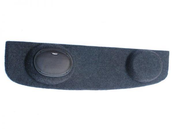 Задняя панель с акустическим подиумом