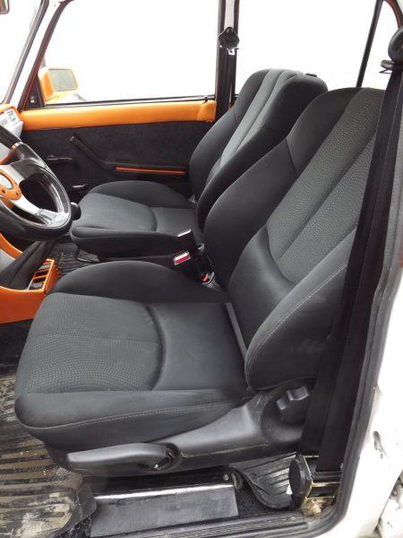 Замена сидений ВАЗ 2107 от MAZDA 6