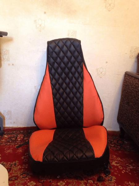 Обновлённое переднее кресло ВАЗ 2107
