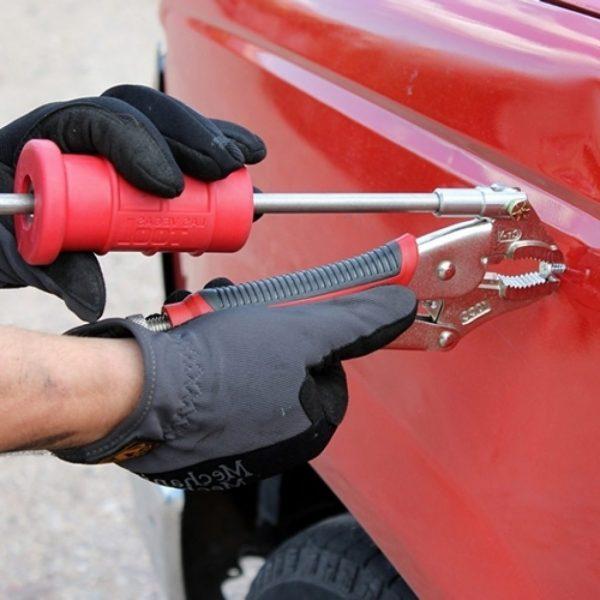 Инструмент для вытягивания вмятин на кузове