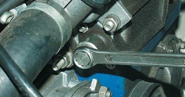 Как натянуть цепь ГРМ на двигателе «Жигулей»