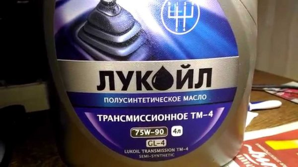 Масла «Лукойл»