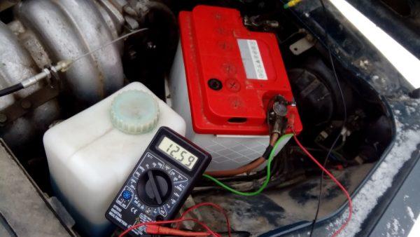 Проверка исправности генератора