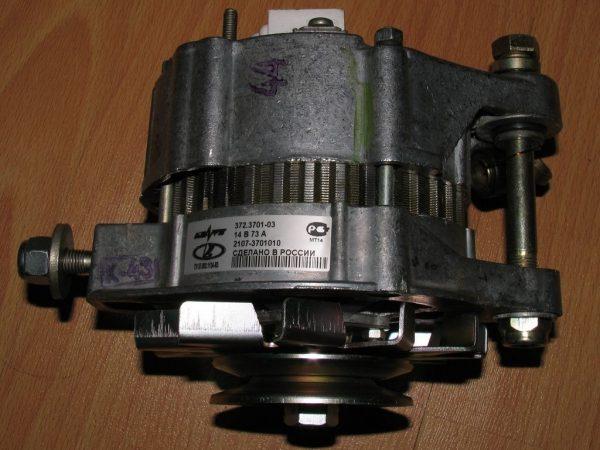 Генератор Г-221А для карбюраторных автомобилей