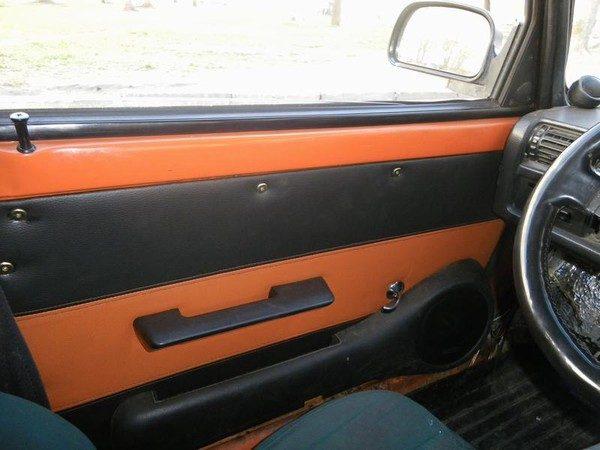 Новая отделка двеерй ВАЗ 2104