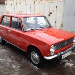 ВАЗ 2101 красный