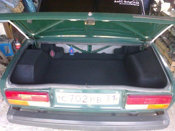 Багажник ВАЗ-2105