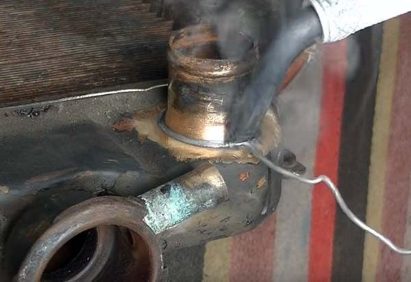 Как правильно запаять радиатор «Жигулей»