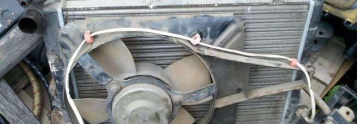 Радиатор охлаждения ВАЗ 2101