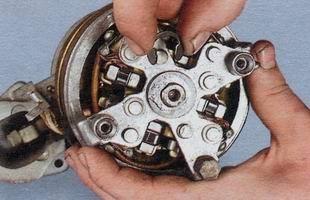 Стопорное кольцо ротора стартера ВАЗ 2106