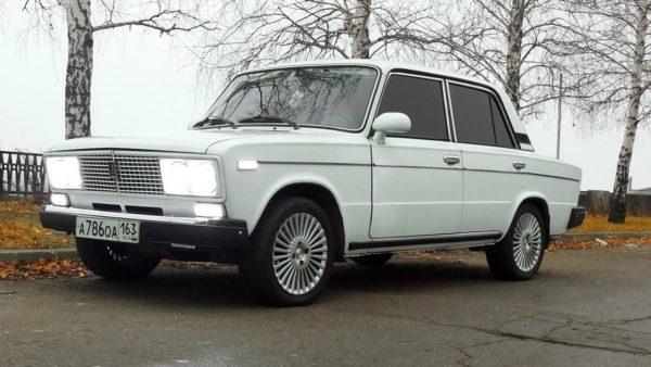 ВАЗ 2106 (тюнинг)