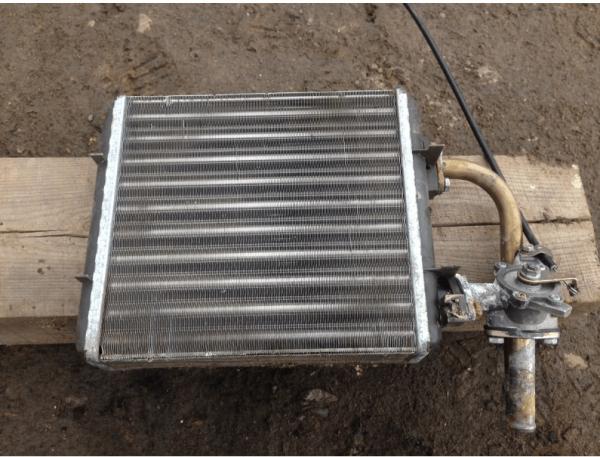 Радиатор отопителя ВАЗ-2107