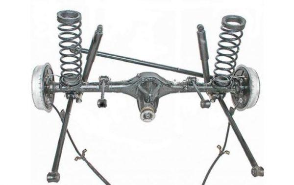 Реактивные тяги ВАЗ 2107