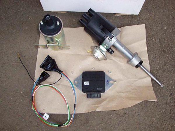Набор электронного зажигания для ВАЗ 2101—2107