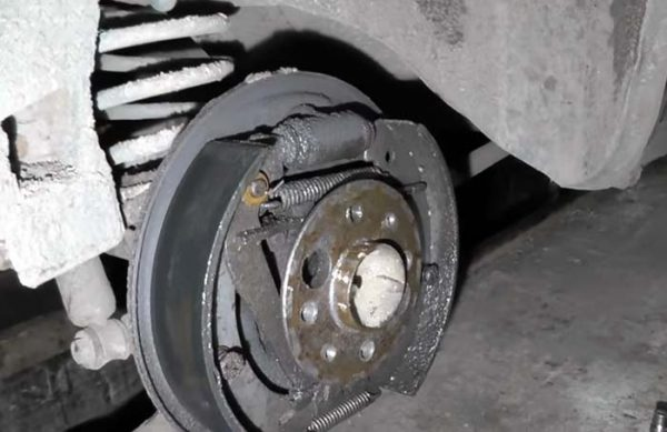 Неисправности тормозного рабочего цилиндра ВАЗ 2107