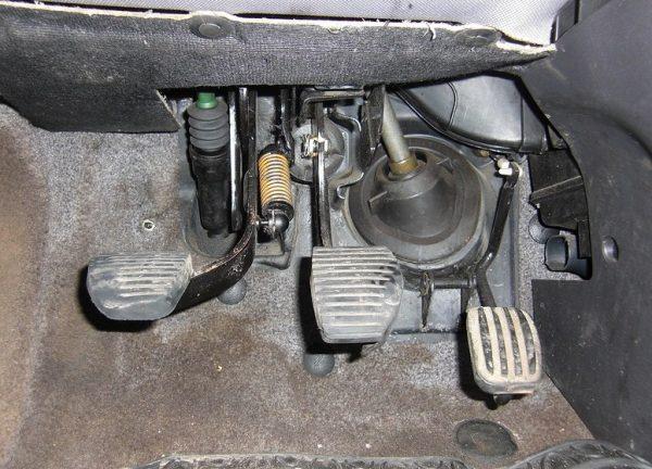 Тормоза на ВАЗ 2106 «провалились»