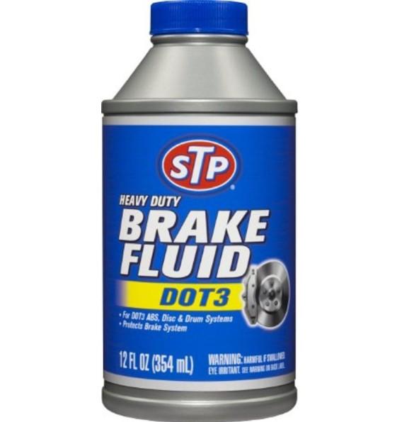 Жидкость DOT3 STP