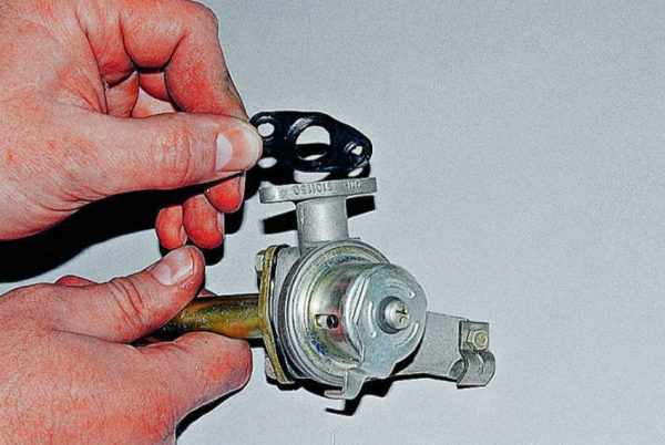 Топливный кран ВАЗ 2107