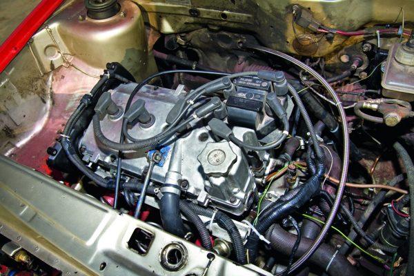 Мотор 16 клапанов ВАЗ