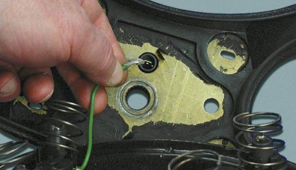 Провода контактного кольца